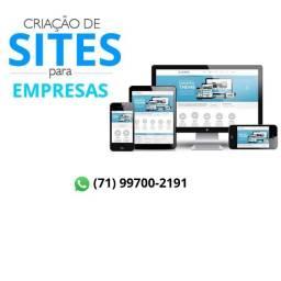 Título do anúncio: Desenvolvo Site   LogoMarca   Loja Virtual   Google Ads Para Empresas-Salvador