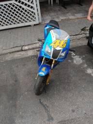 Título do anúncio: Mini moto 50cc aro 12