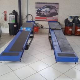 Rampa de Alinhamento Epox Azul MR4000R Máquinas Ribeiro