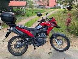 Vendo XRE 190 cc 2018