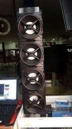 Caixa de som Inova 4 auto falantes