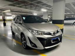 Toyota Yaris 2019/2019 1.5 na garantia