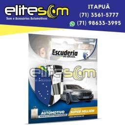 Perfume Automotivo Escuderia do Brasil na Elite Som