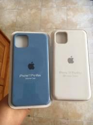2 capinhas de iPhone 11 Pro Max ?45,00