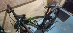 Título do anúncio: Bike oggi hack sport nova ,usada 1 vez apenas