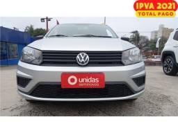 Título do anúncio: Volkswagen Voyage 2021 1.6 msi totalflex 4p manual