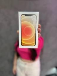 iPhone 12 64gb branco lacrado