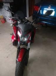 Moto Honda CB 650F
