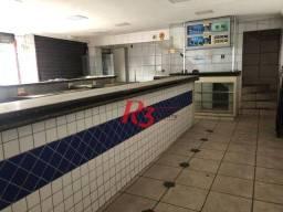 Título do anúncio: Loja para alugar, 67 m² - Centro - Santos/SP