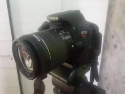 Canon 5ti +lentes+tripe