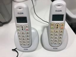 Título do anúncio: Telefone sem fio TSF-7001 com ramal