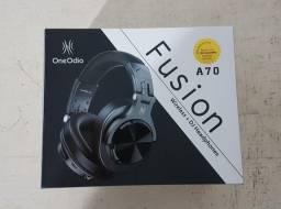 Headphone Bluetooth OneOdio A70 - Novo - Aceito cartão