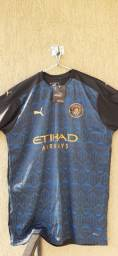 Camisa Manchester City Time Inglaterra