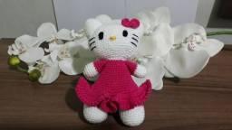 Título do anúncio: Hello kitty Amigurumi em crochê