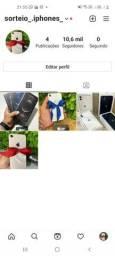 3 Instagram com 10 mil seguidores disponível pessol