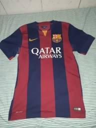 Camisa Barcelona Xavi 2014/2015 ORIGINAL P