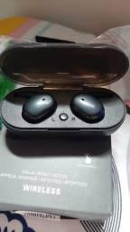 Fone de ouvido - Bluetooth