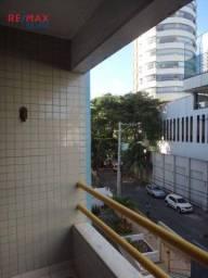 Título do anúncio: Apartamento com 1 dormitório para alugar, 50 m² por R$ 1.861,50/mês - Ondina - Salvador/BA