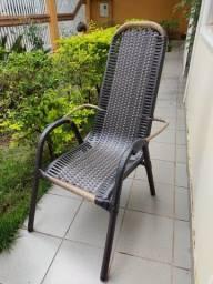 Título do anúncio: Cadeira P/ Área de lazer Varanda em Fibra Sintética
