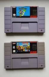 Jogos para Super Nintendo.