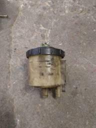 Reservatório de óleo da direção hidráulica gol 1.0 16v
