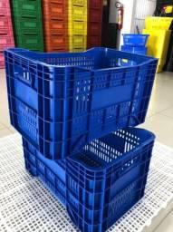 Título do anúncio: Caixas Agricolas coloridas A pronta entrega