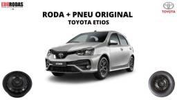 Toyota Etios Roda De Ferro Original R:14 F:4x100