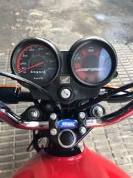 Moto Honda CG 125 FAN KS