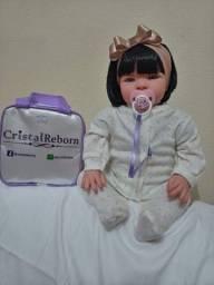 Boneca Bebê tipo Reborn