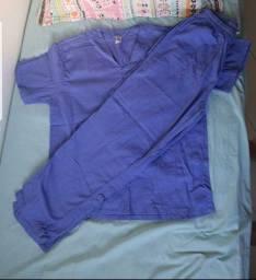 Roupa Cirúrgica/privativa unissex