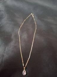 cordao de ouro feminino