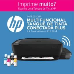 Impressora Multifuncional Tanque de Tinta HP