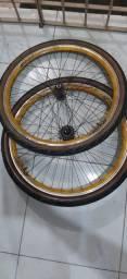 Pneus de bicicleta completo