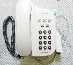Telefone Fixo Intelbras Tc500  $15