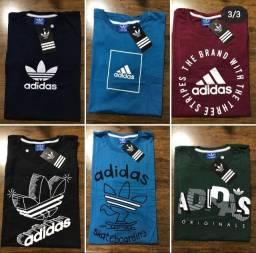 Kit com 10 Camisetas Premium