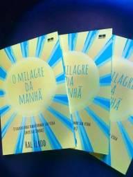 Livro NOVO MILAGRE DA MANHÃ