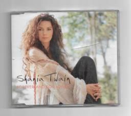 Shania Twain // 3 CD singles importados (frete grátis)