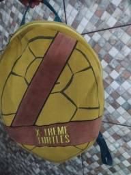 Mochila tartaruga ninja