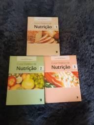 Kit Livros - Curso Didático de Nutrição