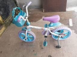 Bike infantil frozen
