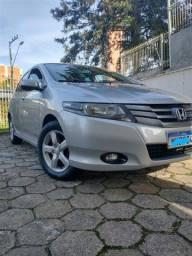Honda City 2011 - A - 1.5 Automático  97.700 km - Com Vistoria Cautelar