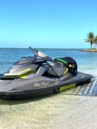 Jet ski Sea Doo Gti 155 limited ano 2016