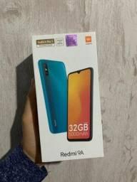 Celular Xiaomi Redmi 9A - Novo Lacrado