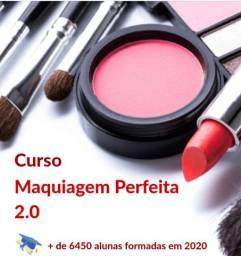 Curso maquiagem perfeita 2.0