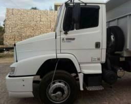 Caminhão caçamba truk negociável