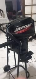 Título do anúncio: Motor Mercury 15 Hp
