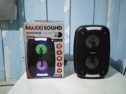 Vendo caixa de som Maxxi sound AD400