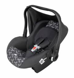 Título do anúncio: Bebê Conforto Tutti Baby Nino ? 0 a 13 kg ? Preto
