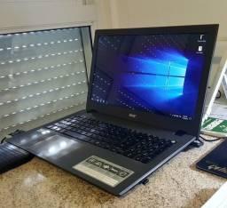 Notebook Acer i7 16gb ram 1tb HD 120gb SSD 940m 4gb