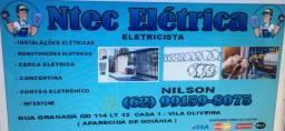Eletricista NTec Elétrica